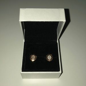 Pandora earring studs